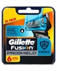 Picture of Gillette 6-Pack Fusion ProShield Chill Blades