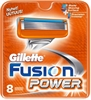 Billig Gillette Fusion Power Barberblade (8 stk.)
