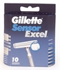 Picture of Gillette Sensor Excel Barberblade - 10 stk.