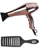 Picture of HH Simonsen Boss Hair Dryer Rose Gold limited
