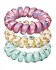 Picture of HH Simonsen Cuddles Hair Elastic - Hearts  (3 pcs.)
