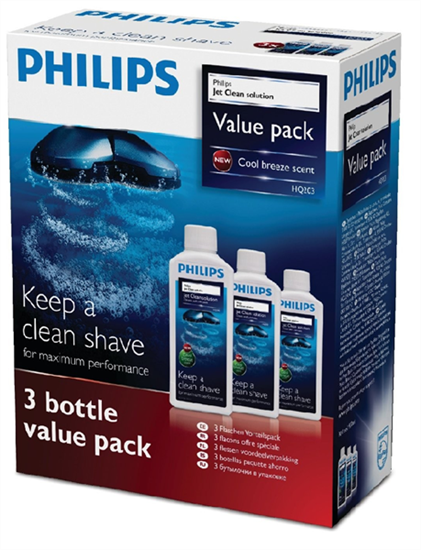 Billede af Philips rensevæske sampak 3*300ml - HQ203 - Jet Clean Solution
