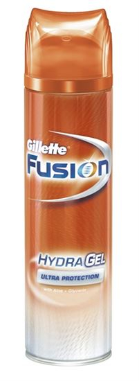 Billede af Til Barbering - Gillette Fusion Hydra Gel Ultra Protection 200 ml.