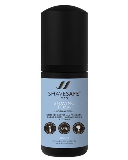 Shavesafe Man Shaving Foam Normal Hud