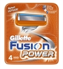 Billig Gillette Fusion Power Barberblade (4 stk)