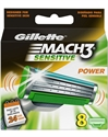 Billig Gillette M3Power Mach3 Barberblade - 8 stk.