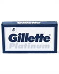 Billig Gillette Platinum Barberblade 5stk